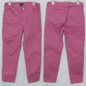 Not Your Daughter's jeans 6P Petite colored denim